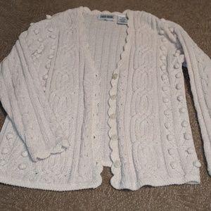 EUC vintage oversized cardigan